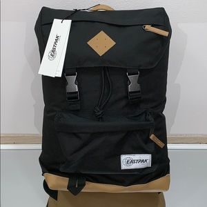 Eastpak Rowlo Backpack In Black - Black / No Size